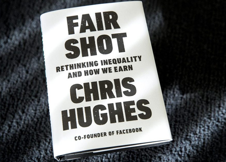 A Conversation with Chris Hughes, Co-Founder of Facebook