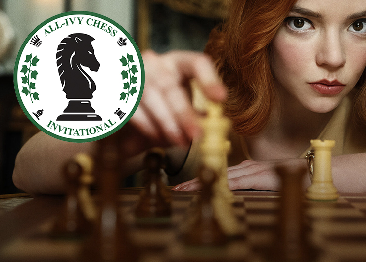 The 1st Ever All-Ivy Chess Invitational!