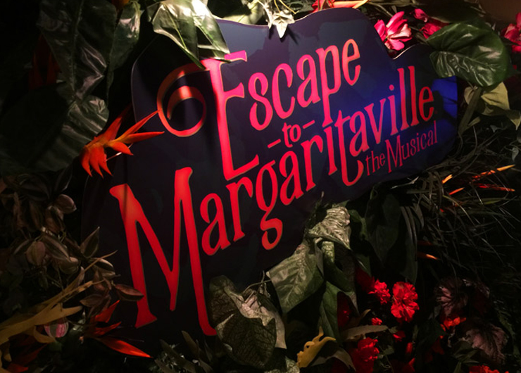 "Theater Afternoon ""Escape to Margaritaville"""