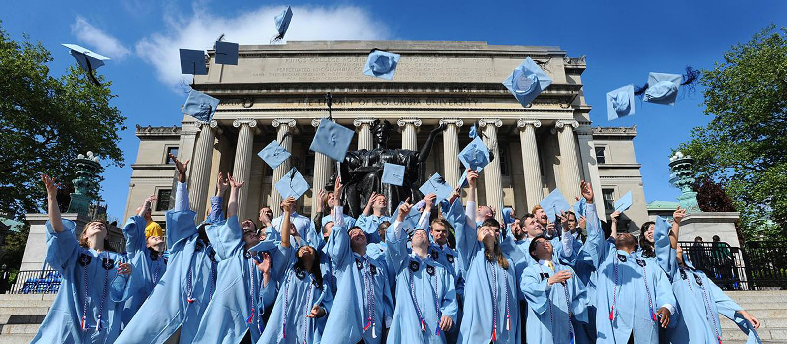 Congratulations to the Columbia Class of 2019