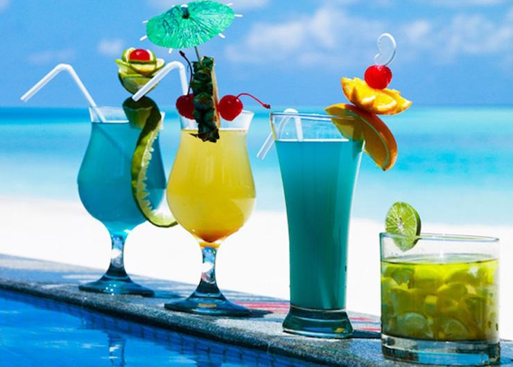 Hawaiian Happy Hour