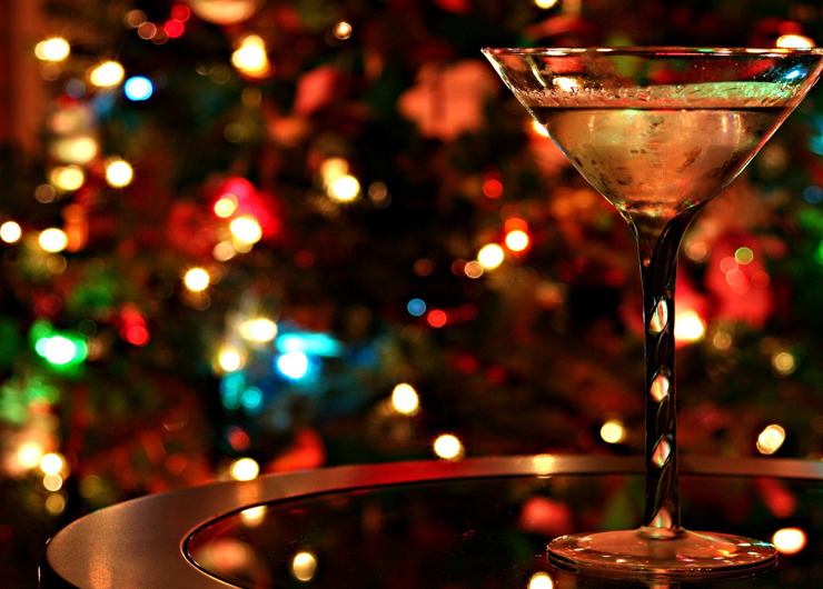 Cocktails & Candy Canes – Annual Holiday Party hosted by The Ivy Plus Society