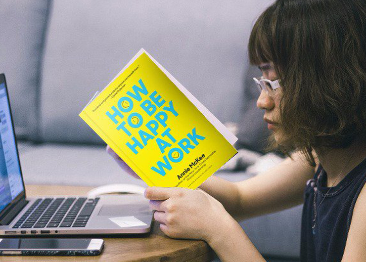 How to Be Happy at Work with Dr. Annie McKee