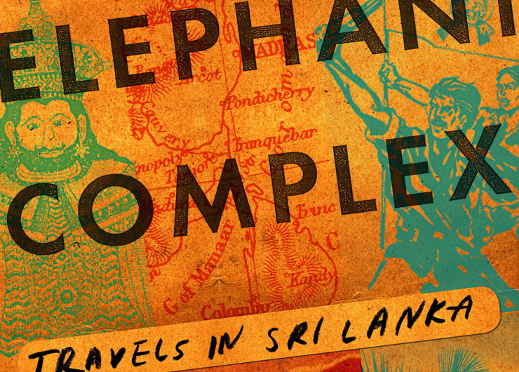 An Evening with John Gimlette, Author of Elephant Complex; Travels in Sri Lanka