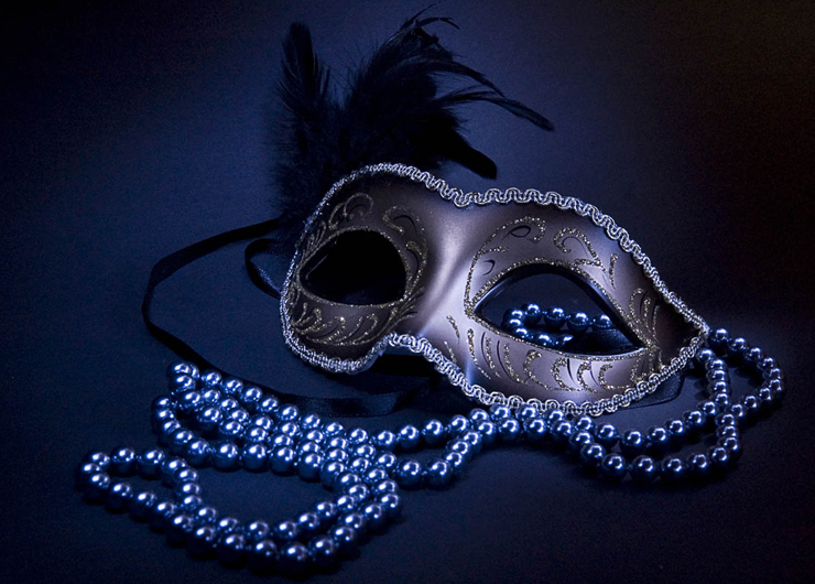 An Ivy Invitation – Young Members' Party: Masquerade of Mischief