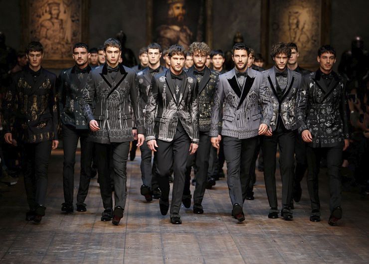 Save the Date: Next Generation of Men's Fashion
