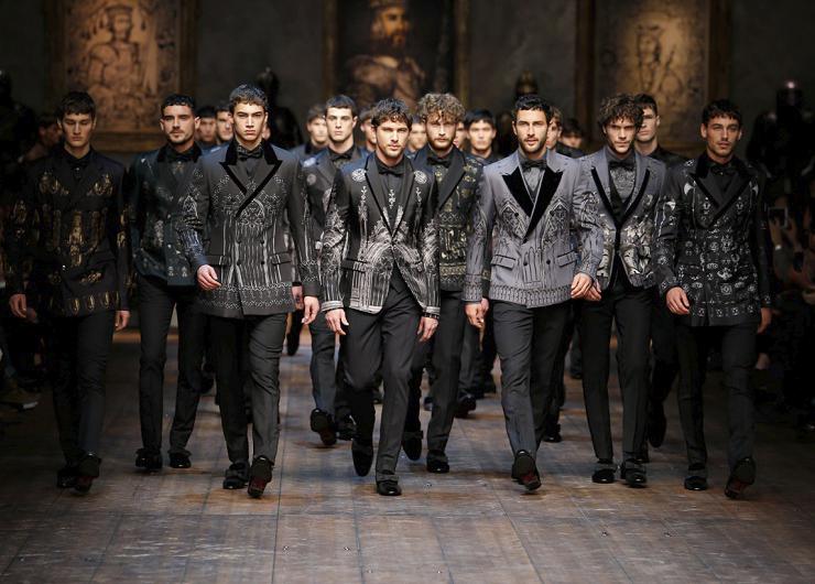 Next Generation of Men's Fashion