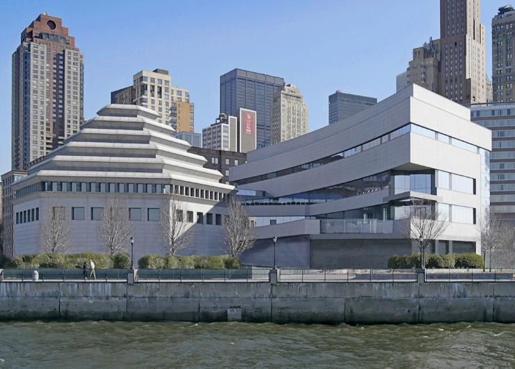 Museum of Jewish Heritage Tour