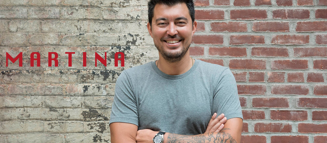 Insider's View:  Celebrity Chef Nick Anderer '99CC and Dinner at Martina
