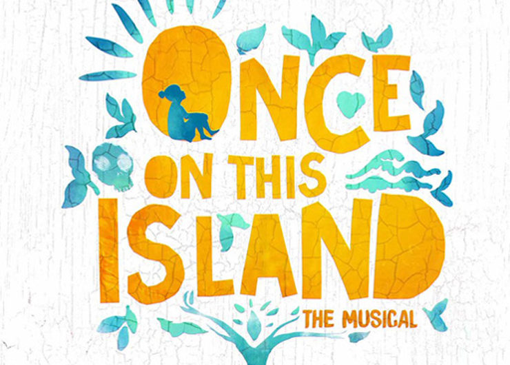 """Theater Afternoon """"Once on This Island"""""""