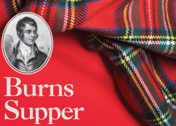 17th Annual Robert Burns Dinner