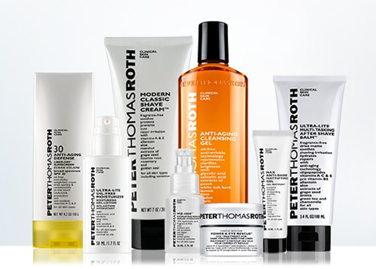A Conversation with Skin-Care Guru, Peter Thomas Roth
