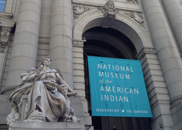 Brunch and Tour of The Smithsonian National Museum of the American Indian hosted by the Young Alumni Committee