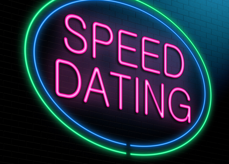Speed Dating for age 40+