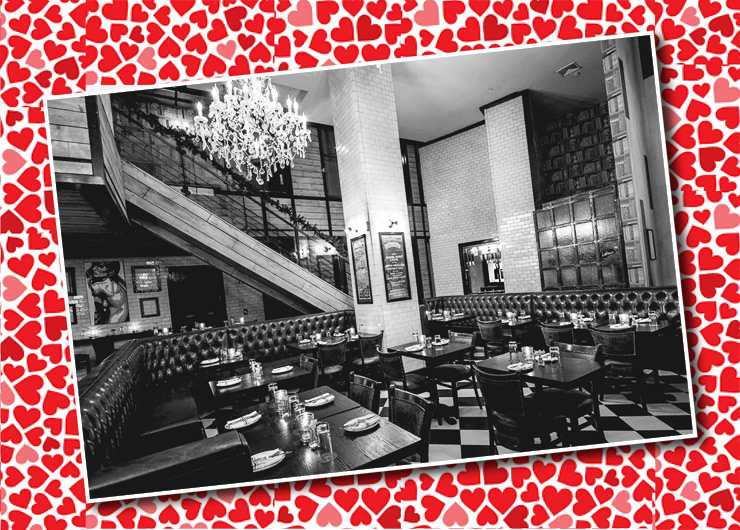 Valentine's Multi-School Gathering at The Chester Downtown (Meatpacking)